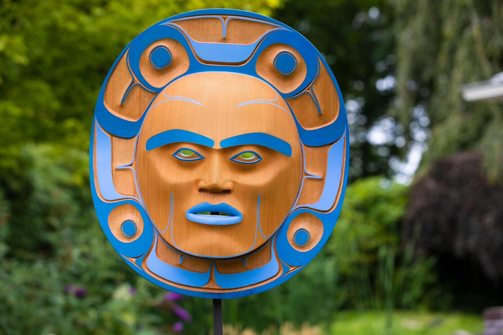 Medicine Moon Mask