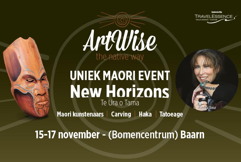 Uniek Maori Event New Horizons