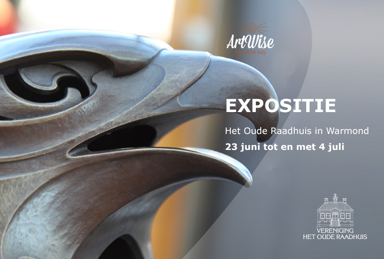 Exposition in Oude Raadhuis Warmond
