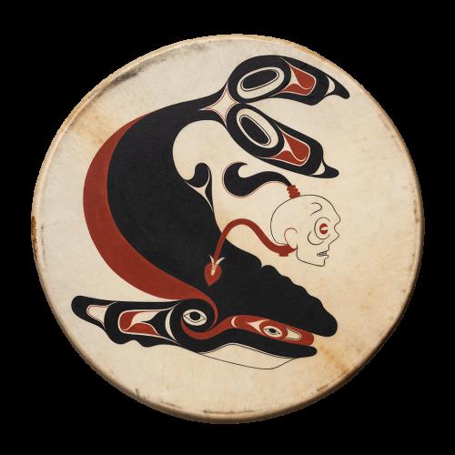 Whale Drum